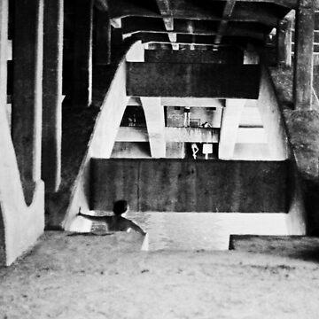 under the bridge #3 by JuileeP