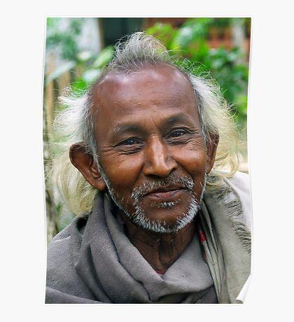 Assamese Man Poster
