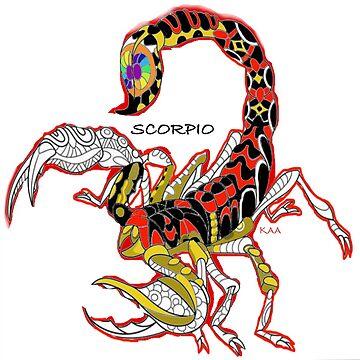 Mrs Scorpio by yourking