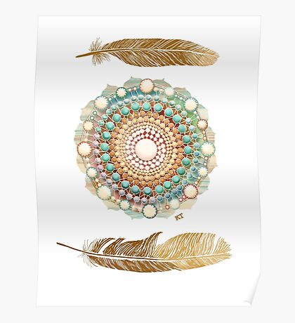 Bohemian Luxe Poster