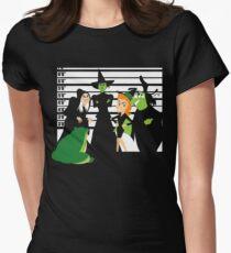 Camiseta entallada para mujer ¿Qué bruja?