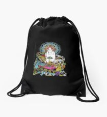 The Serpent and The Eye  Drawstring Bag