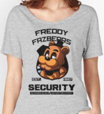 Freddy Fazbear's Security Women's Relaxed Fit T-Shirt