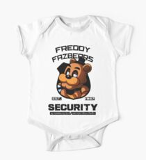 Freddy Fazbear's Security One Piece - Short Sleeve