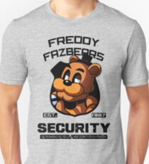 Freddy Fazbear's Security Unisex T-Shirt