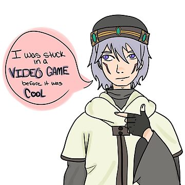 Tsukasa .Hack//sign Got stuck in Video games before it was cool by KingDylan97