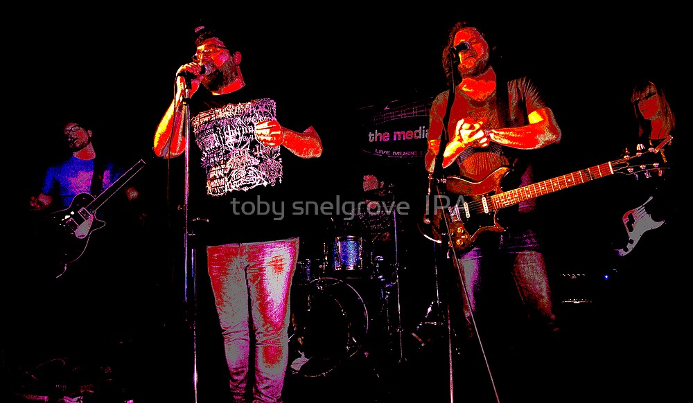 Minto Live at The Media Club by toby snelgrove  IPA