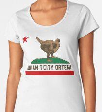 Brian Ortega Women's Premium T-Shirt