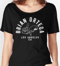 Brian Ortega Women's Relaxed Fit T-Shirt