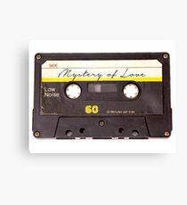 Geheimnis der Liebeskassette Leinwanddruck