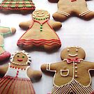 Gingerbread Cookies by redhead65