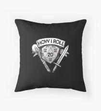 D & D Floor Pillow