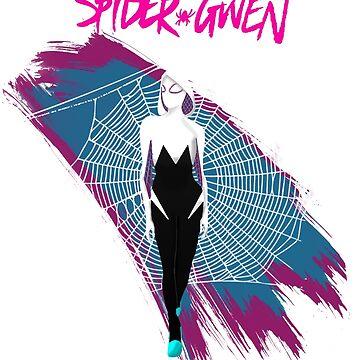 Spider Gwen  by Slayrai