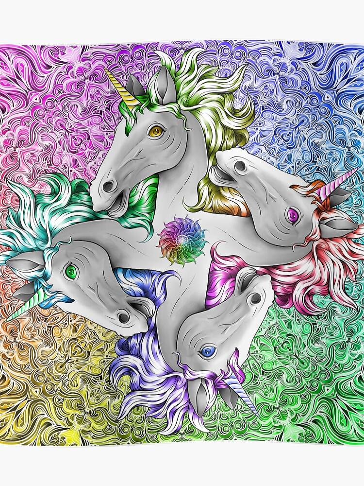 Unicorn Orgullo Gay