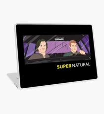 Supernatural Album Cover Laptop Skin