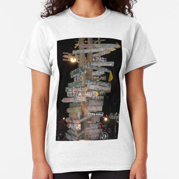 Memories of Thailand Classic T-Shirt