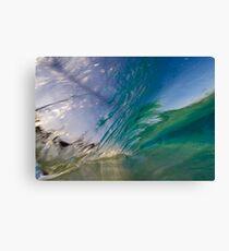 Kua Bay Surf Canvas Print