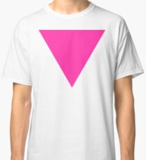 pink triangle Classic T-Shirt