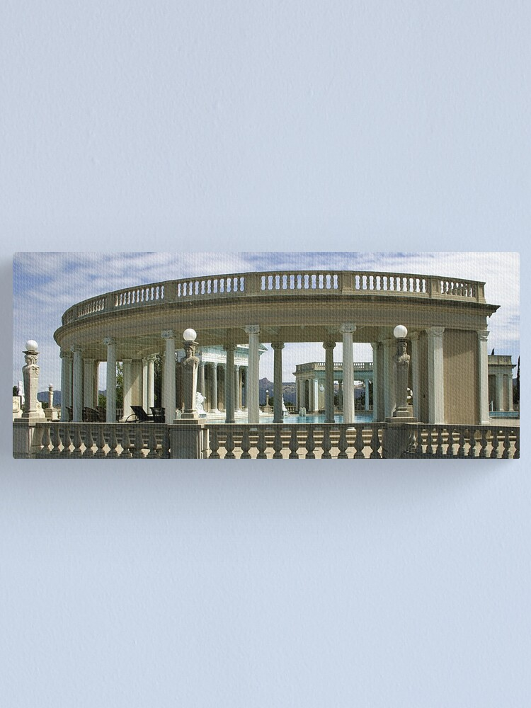 Alternate view of Neptune Pool Canvas Print