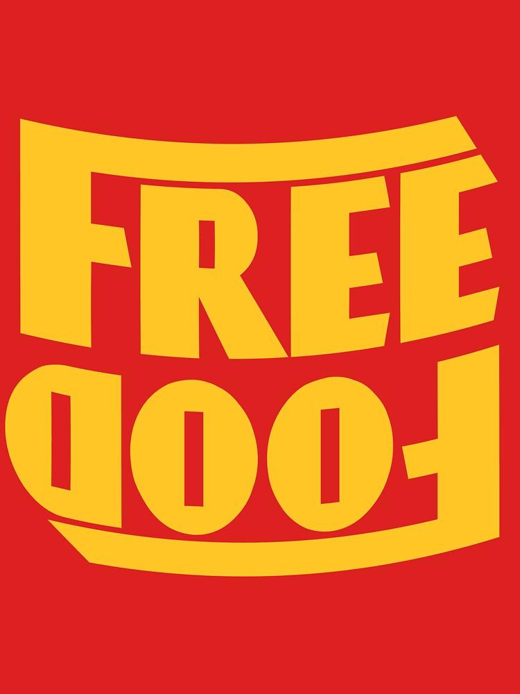 Free Food (hanger logo) by jacknjellify