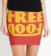 Free Food (hanger logo) Mini Skirt