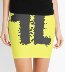 The Losers! (hanger logo) Mini Skirt