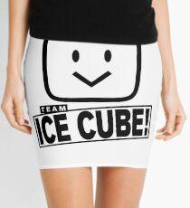 Team Ice Cube! (hanger logo) Mini Skirt