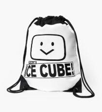 Team Ice Cube! (hanger logo) Drawstring Bag