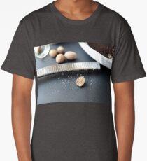 Grated Nutmeg Long T-Shirt