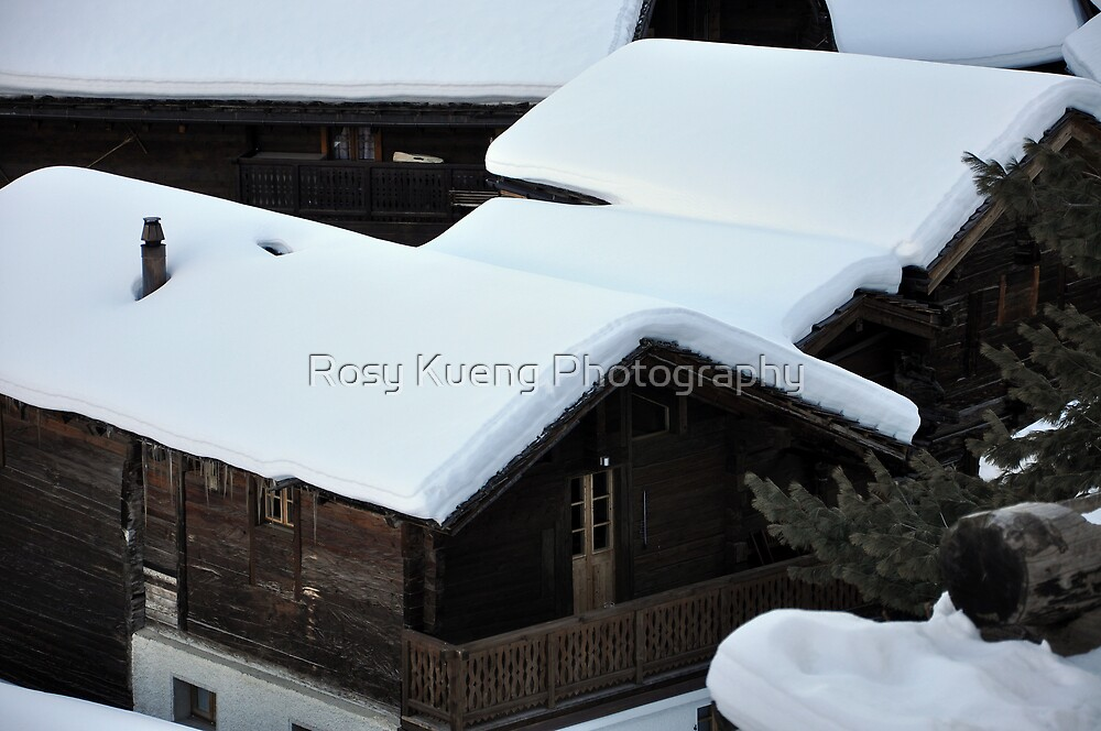 Snow Covered by Rosy Kueng Photography