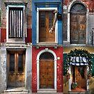 Italian doors by Joana Kruse