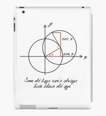 Trigonometry  iPad Case/Skin