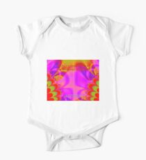Gifts Of Others' Work Are Blessings In My Life Short Sleeve Baby One-Piece