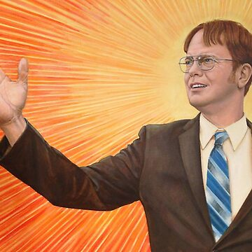 Dwight Schrute  by fahroz