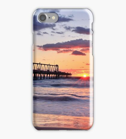 Sunrise at Main Beach iPhone Case/Skin