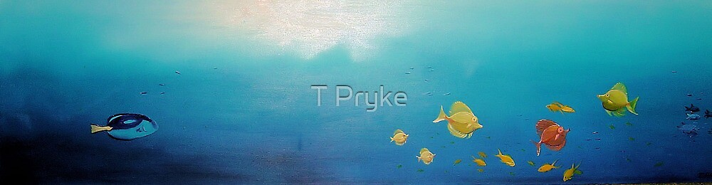 Fishy Fun by T Pryke