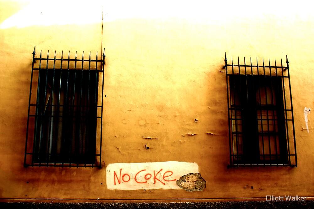 Please (Street Message) by Elliott Walker