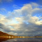Big  sky  2 by Alexander Mcrobbie-Munro