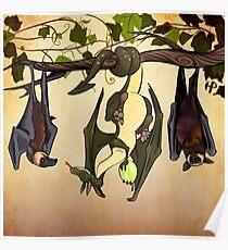 Bat Dragon  Poster