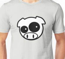 Subaru Rally Pig Unisex T-Shirt