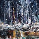 Winter Light IV by Stefano Popovski