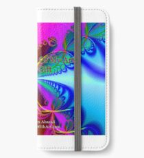 The Sharing Of My Art Is My Gift iPhone Wallet/Case/Skin