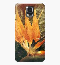 Bird of Paradise #2 Case/Skin for Samsung Galaxy