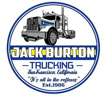 J Burton Trucking by edcarj82