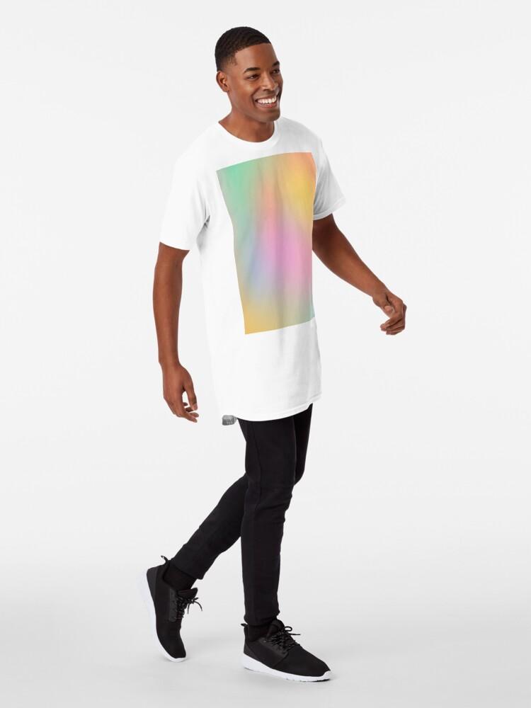 Alternate view of Gradient III Long T-Shirt