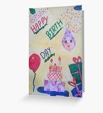 Birthday wishes, happy birthday, birthday Greeting Card
