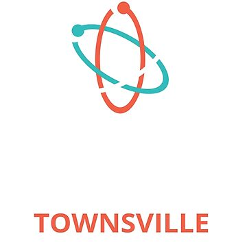 March for Science Townsville logo - light by sciencemarchau