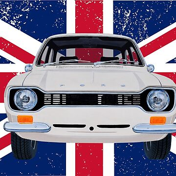 Escort Mk1_Mexico by RealZeal
