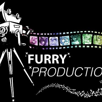 Furry Productions Shirt by JaneFlame