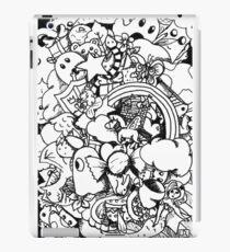 Fairy Tale Doodle iPad Case/Skin